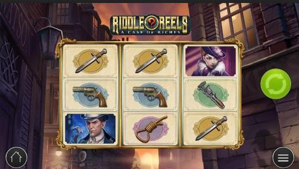 Riddle Reels Slot Mobil