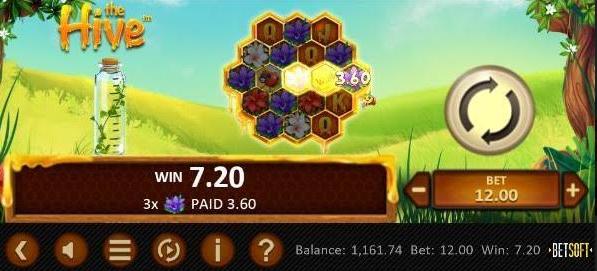 The Hive Slot Mobil