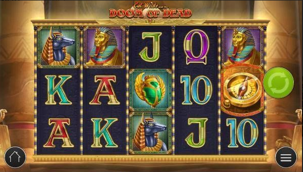 Cat Wilde and the Doom of Dead Slot Mobil