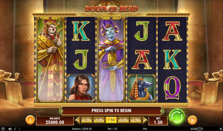 Cat Wilde and the Doom of Dead Slot