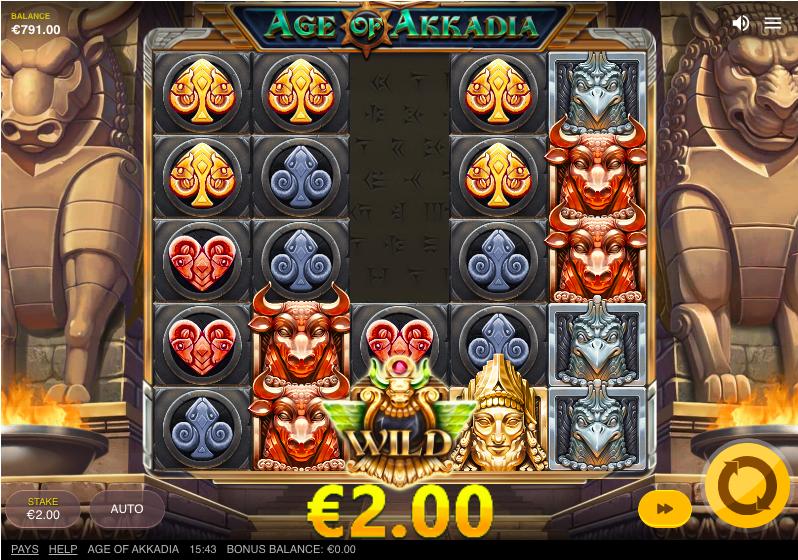 Age of Akkadia Slot mobil