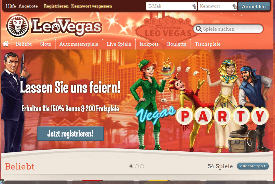casino online test lightning spielen