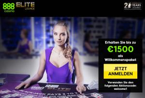 888 casino highroller bonus
