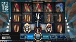 Guns N' Roses Slot Bonus