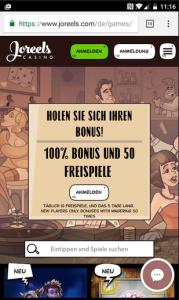 Joereels App