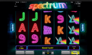spectrum desktop
