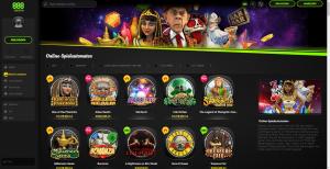 888 casino 2018