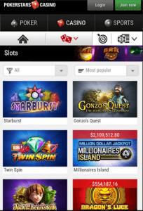 Pokerstars live casino geht nicht