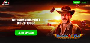 ZodiacBet Spielo Willkommensbonus