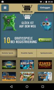DrückGlück-Mobil-Home