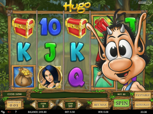 Hugo-Spielautomat