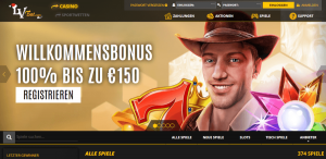 LVbet-Homepage